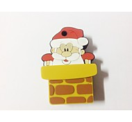 merry christmassantausb 2.0 memory stick flashdrive! uk stock8gb