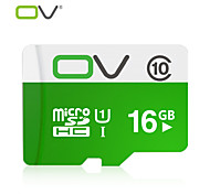 OV 16GB Memory Card TF Card Micro Sd Card Storage 16GB Tablet Phone High-Speed Memory Card