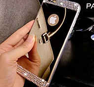 Per Custodia iPhone 7 / Custodia iPhone 7 Plus / Custodia iPhone 6 / Custodia iPhone 6 Plus Con diamantini / A specchio CustodiaCustodia