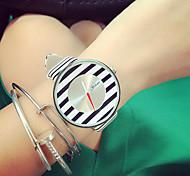pendiente de las mujeres patrón -stripe, mujeres boho estilo elegante reloj, regalos para hombres, ideas de regalos