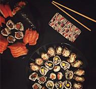 maycari®delicious sushi transparente TPU Tasche für iPhone 5 / iphone 5s