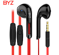BYZ S720 (Music Heavy Bass) Driven-by-Wire Type Mobile Phone Headset