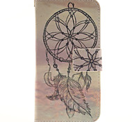 Dream Catcher Pattern PU Leather Full Body Cover with Stand for Samsung Galaxy J2/Galaxy J3