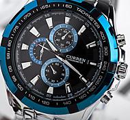 Luxury Brand Fashion Men'S Watches Strip Waterproof Quartz Watch Montre Men Military diesel watch Sports Wristwatches