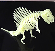 3D Dinosaur Model Night-luminous Toys Games & Puzzles