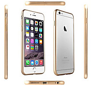 Ultra Thin Metal Bumper Case for iPhone 6/6S (Assorted Colors)