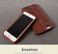Genuine Solid Wood Case for iPhone 6s 6 Plus Natural Handcrafted Wood