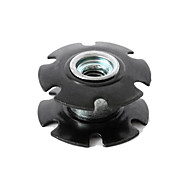 "Steer Tube Headset Aluminum Star Nut 1 1/8"" 28.6mm Bicycle Threadless head set for Road MTB Mountain Bike Front Fork"
