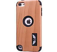 Military Duty Case Cover for iPod iTouch5(Assorted Colors)