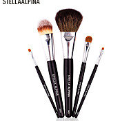 Stellaalpina Makeup Brush Sets 5Pcs MAC Makeup Style