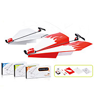 Educational Toys Attractive Power Up Electric Paper Plane(1 pc)