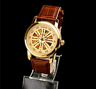Mens Watches Fashion SEWOR watches Hollow  Machinery Quartz Watches Montre Homme