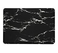 """nueva mármol negro duro de la cubierta de goma super cool caso para el MacBook Pro de 13 """"/ 15"""""""