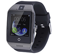 "Aoluguya Apro Smart GSM Watch Phone with 1.54"" TFT, 0.3 MP, NFC, Bluetooth, Pedometer (Assorted Colors)"