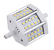 R7S 78MM 9W 30 SMD 2835 810 LM Warm White / Cool White T Decorative Corn Bulbs AC 85-265 V
