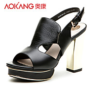 Aokang® Women's Sheepskin Sandals