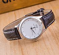 reloj de pulsera de moda mujer