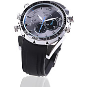 1080P HD 8GB IR Night Vision Hidden Camera watch Video Cam Waterproof W5000