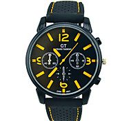 Men Silicone Fashion Sports Watches
