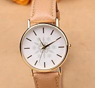 einfache Leder retro Uhren