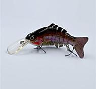 12 CM 14.5 Gram Fishing Lure Crank Bait Top Water Swim Bait Floating Bait Fishing Tackle