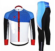 KEIYUEM® Women's / Unisex Long Sleeve BikeWaterproof / Breathable / Quick Dry / Windproof / Insulated / Rain-Proof / Dust Proof /