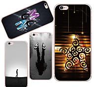 maycari®cool Worten TPU Tasche für iPhone 6 / iphone 6s (verschiedene Farben)