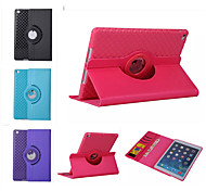 360 Rotation TPU Leather Case Smart Cover Ipad mini3 Flip Cases With Stand Function For iPad Mini 4