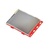 nova Raspberry Pi 3,2 framboesas resistência polegadas touch-screen torta de exibição display LCD