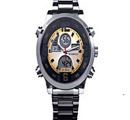 Luxury Brand Men Watch Strip Led Digital  Military Wrist Watches Men Montre Homme