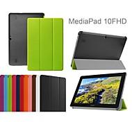 protettivo casi tablet cuoio della staffa casi fondina per i media huawei pad10 FHD