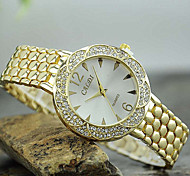 Women's Fashion Personality Quartz  Rhinestone Alloy Watch