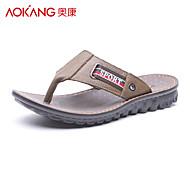 Aokang® Men's Leather Sandals - 111723461