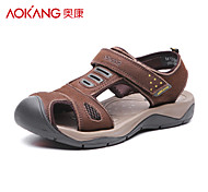 Aokang® Men's Leather Sandals - 141723045