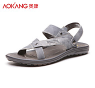 Aokang® Men's Leather Sandals - 111723264