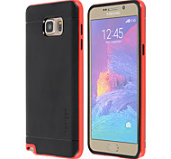 LOGROTATE®Protective TPU+PC Bumper Frame with Back Cover for Samsung Galaxy Note 5