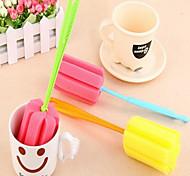 semplice pennello tazza resistente plastica