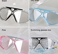 Anti-fog Anti-ultraviolet Swimming Goggles Men And Women Unisex Coating Swimming Glasses Anti-Water Adult Goggle