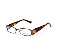 [Free Lenses]  Women / Unisex 's Acetate/Plastic / Metal Rectangle Full-Rim Classic / Fashion Prescription Eyeglasses