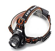 CREE XM-L T6 LED 2000 lumens Headlamp Headlight flashlight head lamp light torch rechargeable Camping Headlight