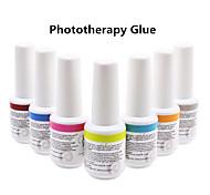 1PCS 9ml UV Color Gel Phototherapy Glue Nail Polish 25#-36#