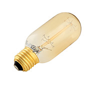 1 Stück YouOKLight E26/E27 40W 7 Tungsten Filament SMD 400 LM Warmes Weiß B edison Vintage LED Kugelbirnen AC 220-240 V