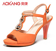 Aokang® Women's Leatherette Sandals - 132811562