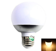 Zweihnder E26/E27 7W 30 SMD 2835 600 LM Warm White / Cool White G60 Decorative LED Globe Bulbs AC 220-240 V