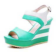 PU sandales femmes aokang® - 132823226