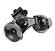 Gopro Accessories 3 Feets Suction Cup to the Glass  Car Window Mount for Gopro hero4 3 2 sj4000 sj5000 XinMi Yi