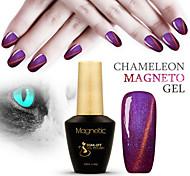 Azure Beauty 3D Magnetic Cat Eyes Chameleon Nail Gel Polish Soak Off UV Gel DIY Nail Art Salon Varnish Gel