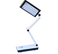 Jiawen Dimmable Small LED touch charging that shield an eye folding the learning writing lamp (AC110~220V)