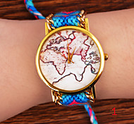 Ladies Watch Geneva Brand Watch Knitting Watch