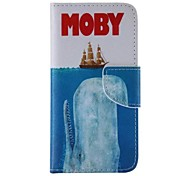 motif de requin cuir mobile pour iphone 6 / 6s